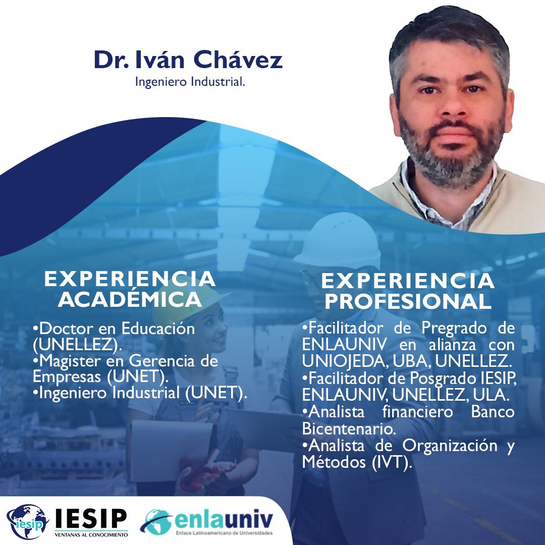 Dr Iván Chávez