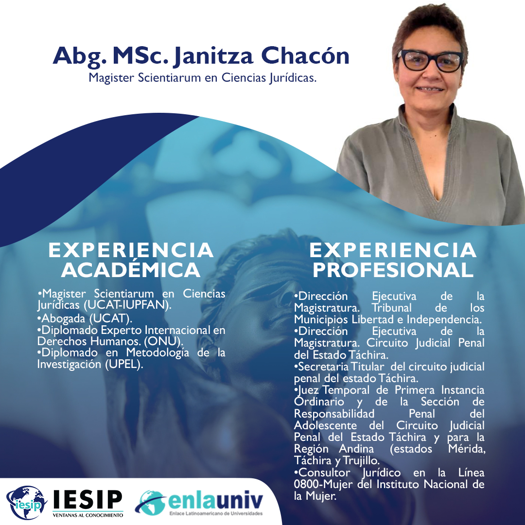 Abog Janitza Chacón
