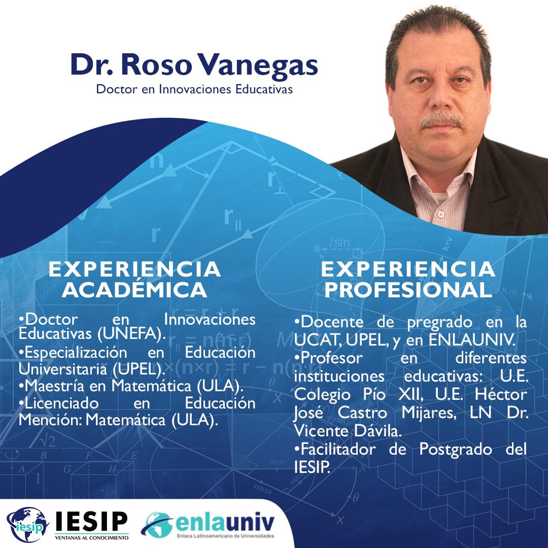 Dr Roso Vanegas