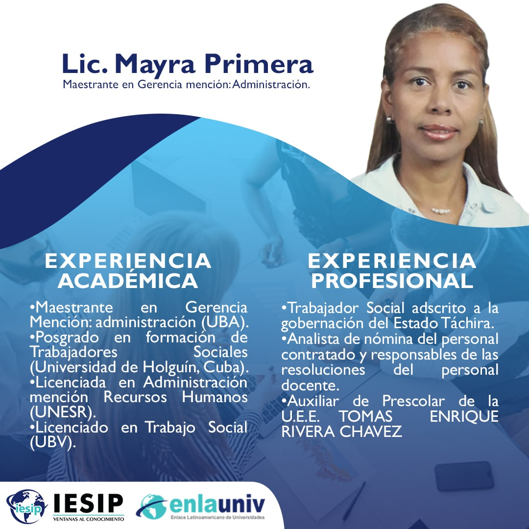 Lic Mayra Primera