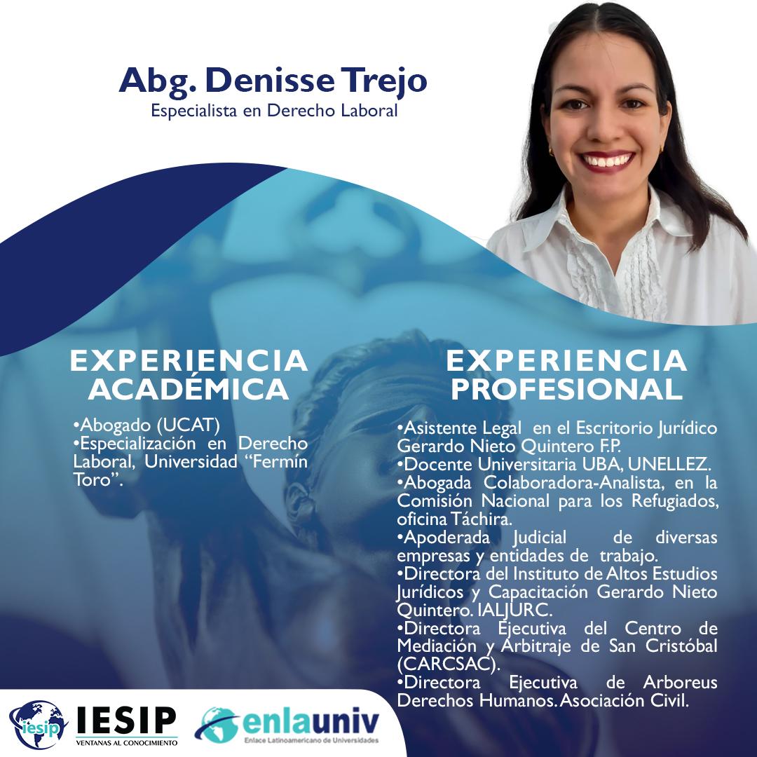 Abg Denisse Trejo