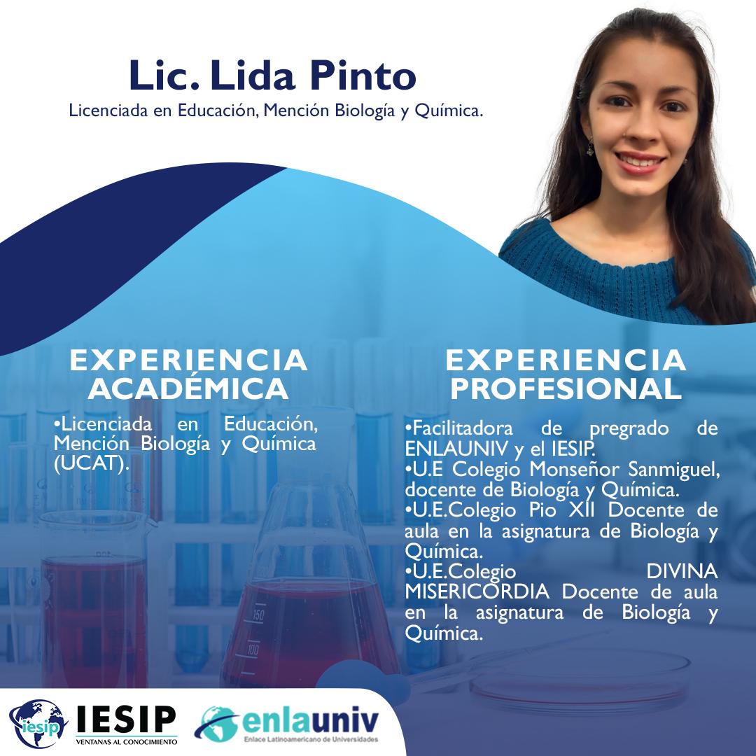 Lic Lida Pinto